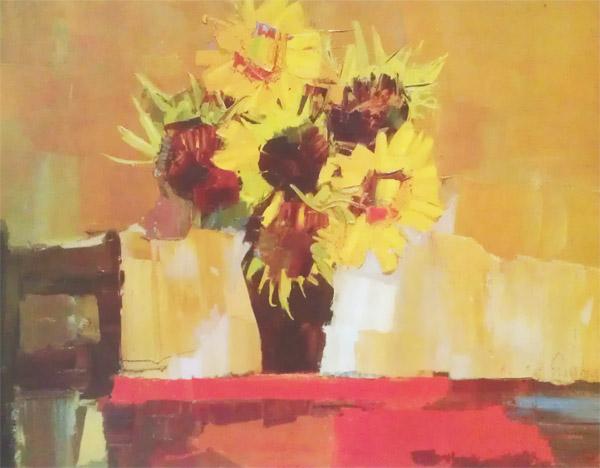 Sunflowers - Nicola Simbari