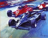 Formula 1 - Nicola Simbari