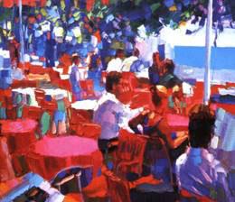 """""""Café in Ischia"""" - Nicola Simbari"""