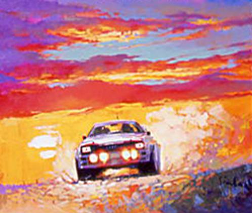 """Audi Rallye"" - Nicola Simbari"