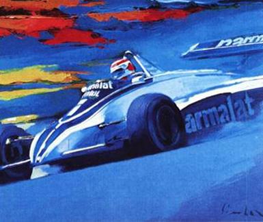"""Piquet""- Nicola Simbari"