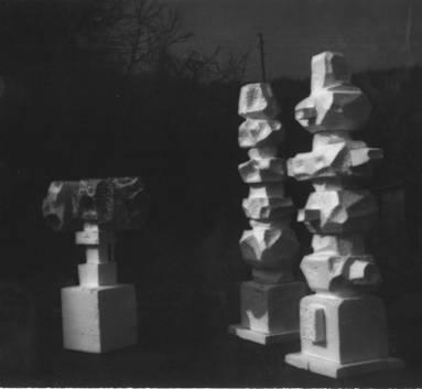 Amerigo TOT sculptures
